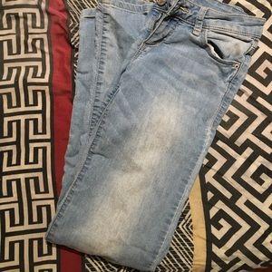 (3/$10) Garage lowrise Jeans
